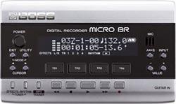 Boss BR Micro Recorder