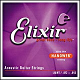 Elixir Guitar Strings
