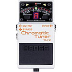Boss TU-2 Chromatic Pedal Tuner