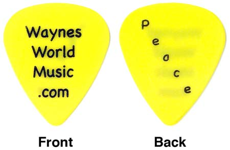 Clayton Custom Guitar Picks