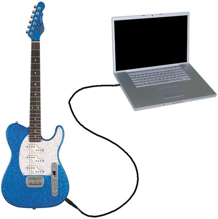 Guitar To Computer Direct Connection