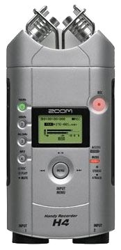 Zoom H4 Micro Recorder